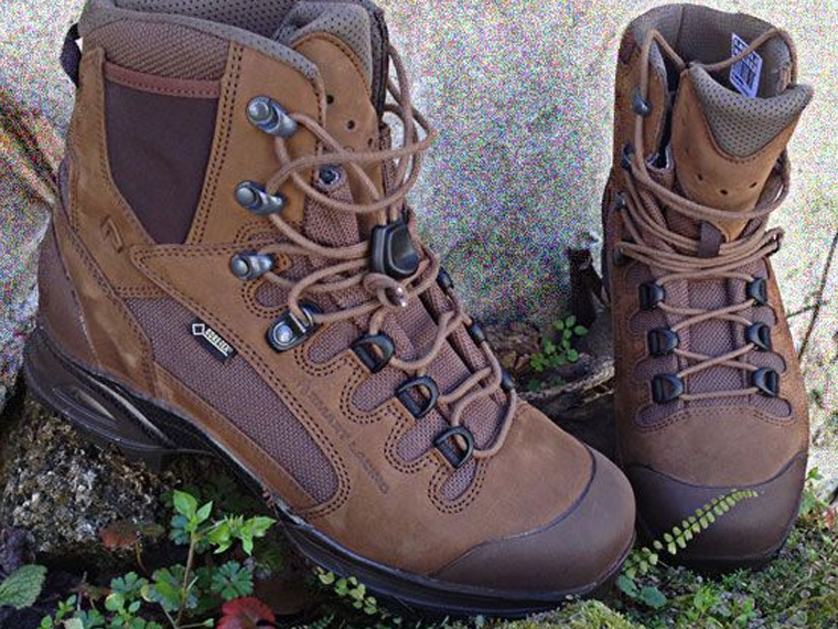 Haix Scout Boots